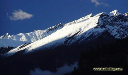 Manali Honeymoon Package  3N